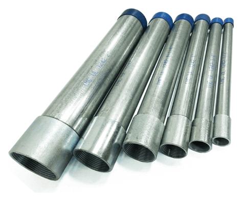 Hot Dip Galvanized Steel Pipe - Steel Products-Steel Pipe ...